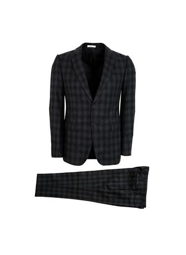 Armani Collezioni Takım Elbise Gri